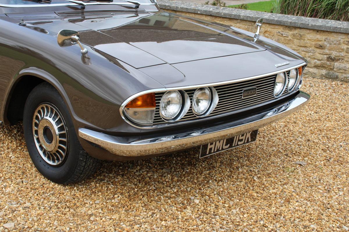 1971 TRIUMPH 2000 MK2 AUTO For Sale (picture 8 of 20)