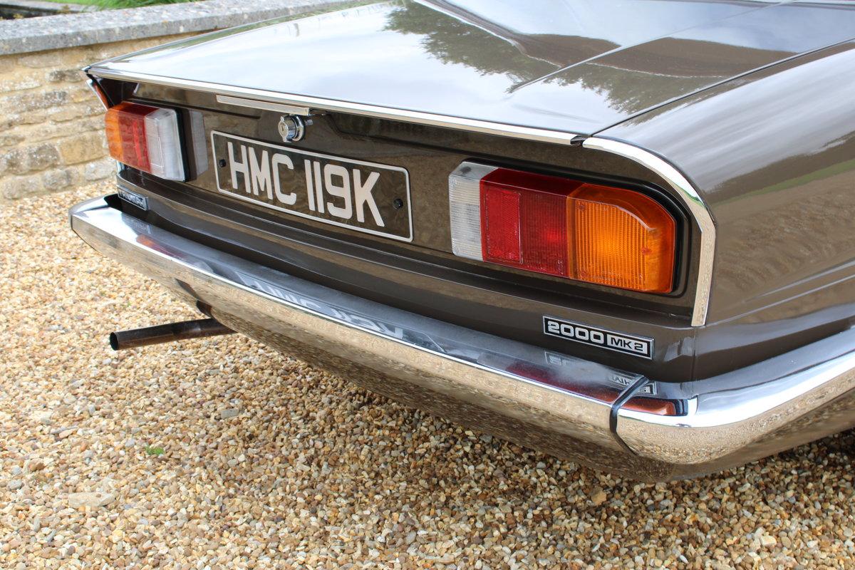 1971 TRIUMPH 2000 MK2 AUTO For Sale (picture 9 of 20)