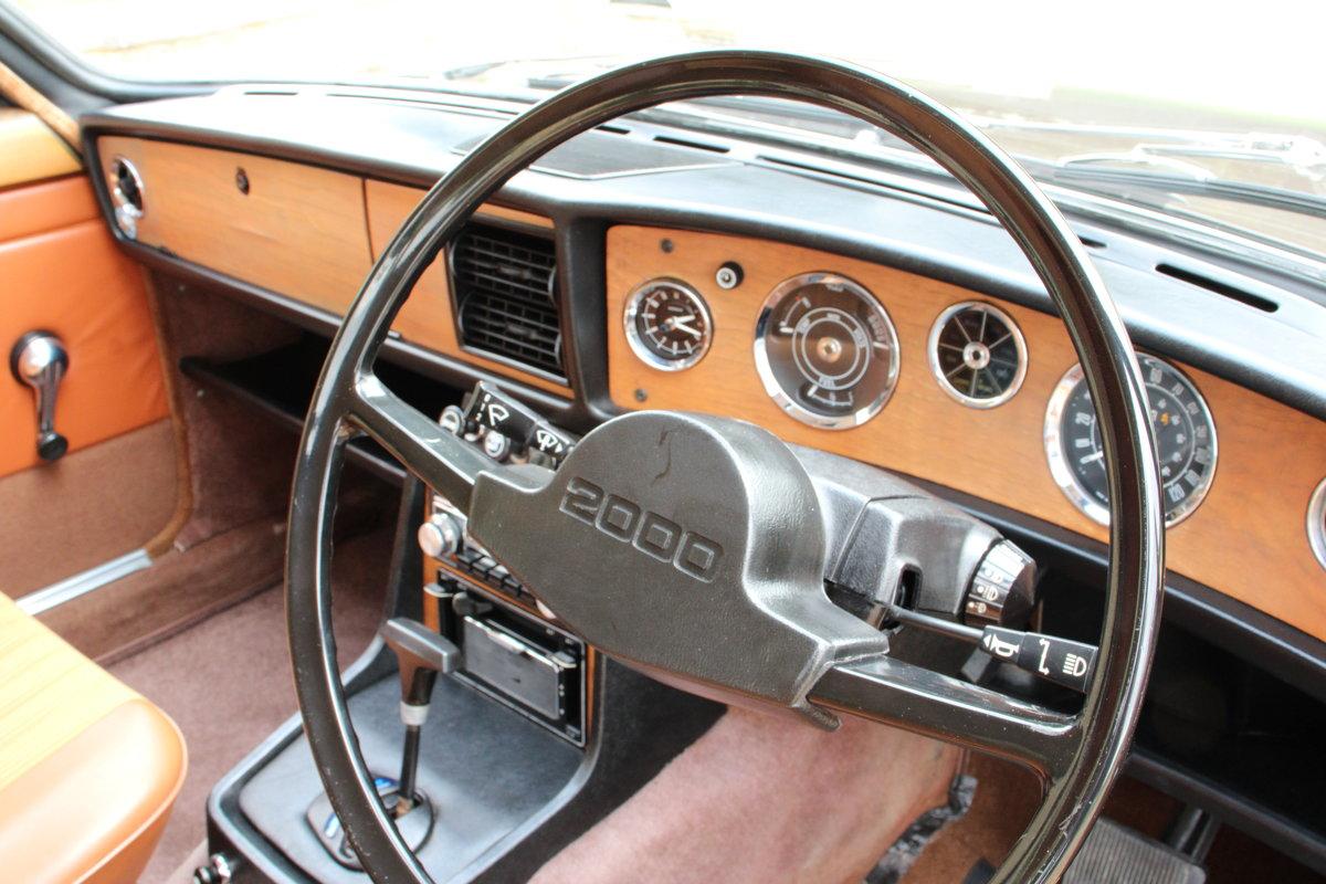 1971 TRIUMPH 2000 MK2 AUTO For Sale (picture 10 of 20)