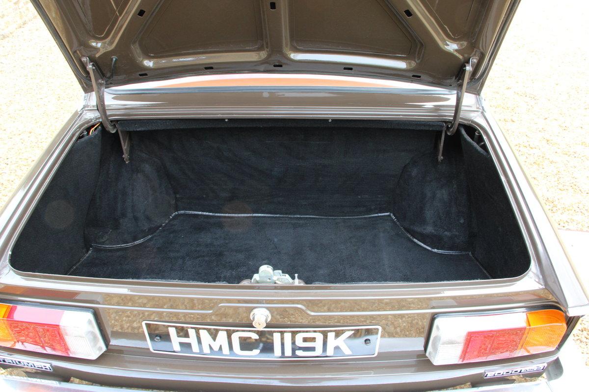 1971 TRIUMPH 2000 MK2 AUTO For Sale (picture 15 of 20)