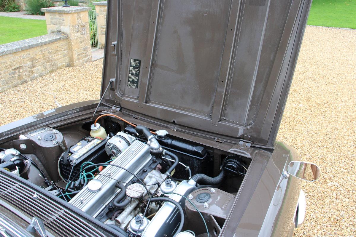 1971 TRIUMPH 2000 MK2 AUTO For Sale (picture 17 of 20)