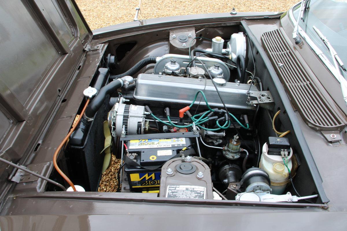 1971 TRIUMPH 2000 MK2 AUTO For Sale (picture 19 of 20)