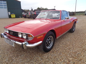 1976 Triumph stag manual/od - 53k stunning throuout !!