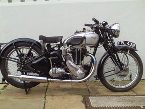 Picture of 1937 TRIUMPH TIGER 90 SPORTS MODEL For Sale