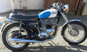 Picture of 1978 Triumph TR7 Tiger 750