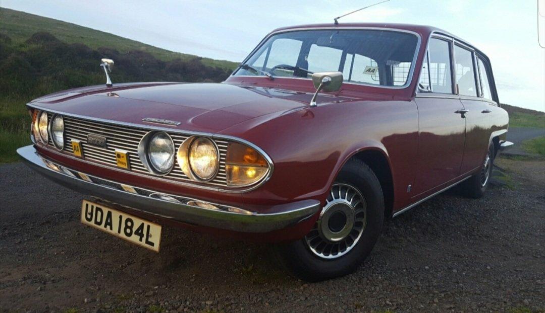 1973 Triumph 2000 Estate Auto SOLD (picture 1 of 6)