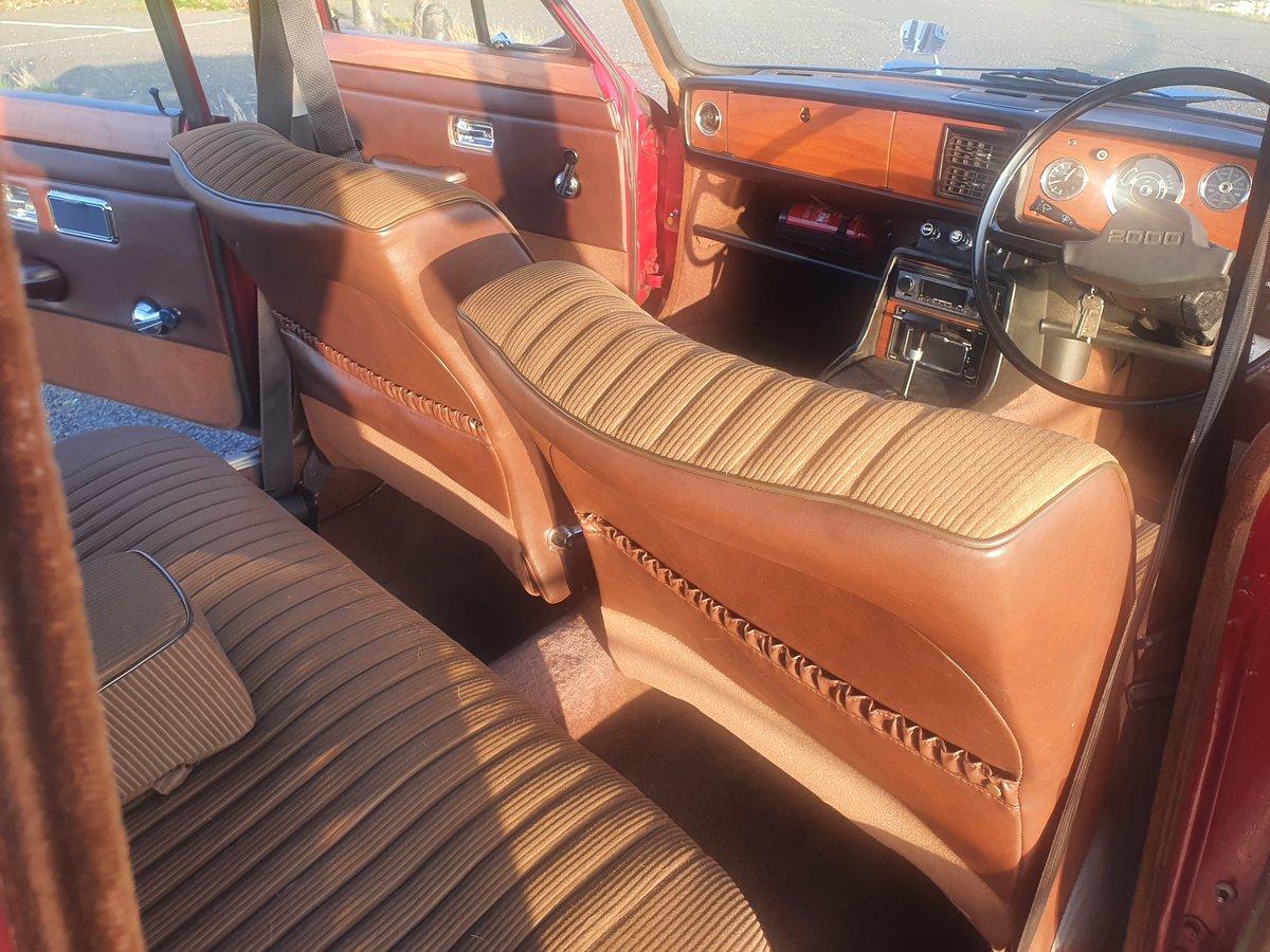 1973 Triumph 2000 Estate Auto SOLD (picture 4 of 6)