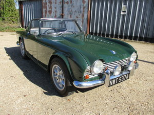 Picture of Triumph TR4 Surrey Top 1962 SOLD