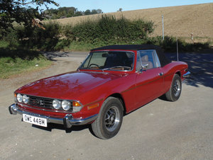 Picture of 1974 Triumph Stag SOLD
