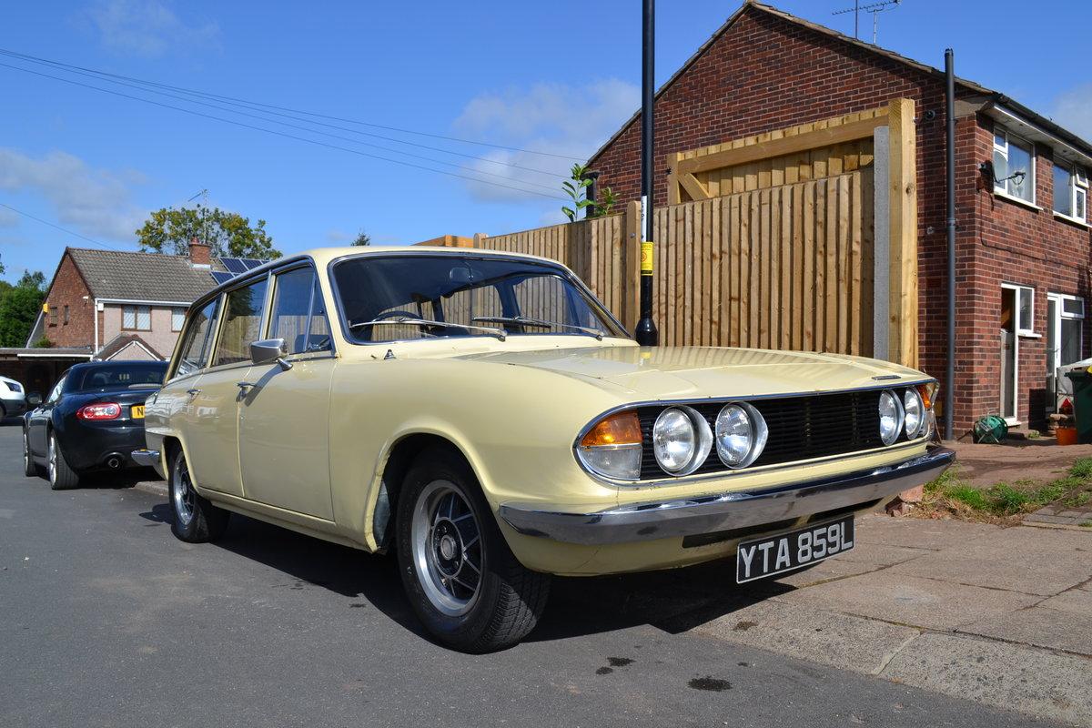 1972 Triumph 2000 Estate For Sale (picture 1 of 6)