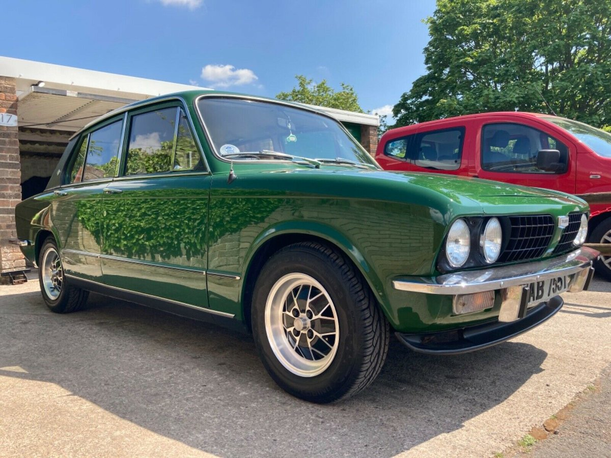 1979 Triumph Dolomite 1500HL * PRICE REDUCED * For Sale (picture 2 of 6)
