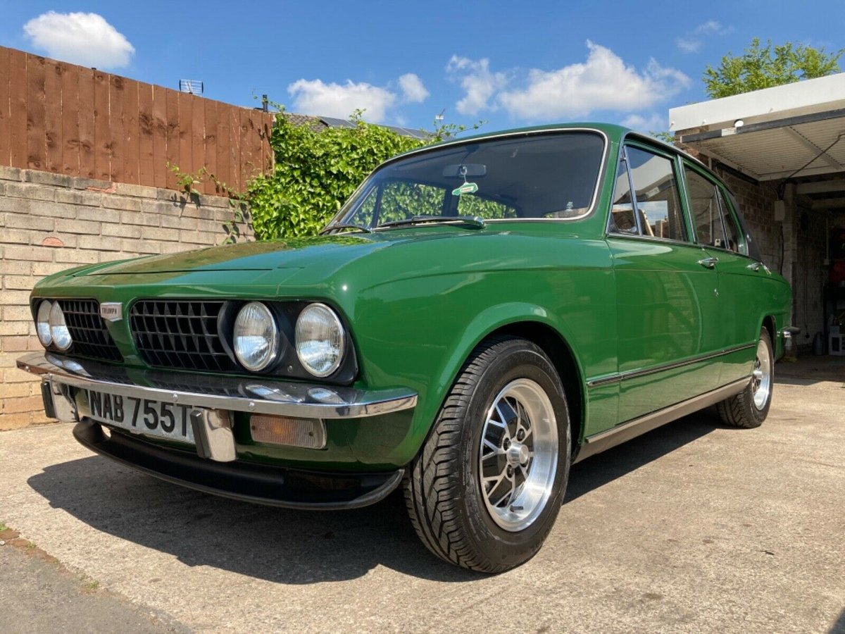1979 Triumph Dolomite 1500HL * PRICE REDUCED * For Sale (picture 3 of 6)