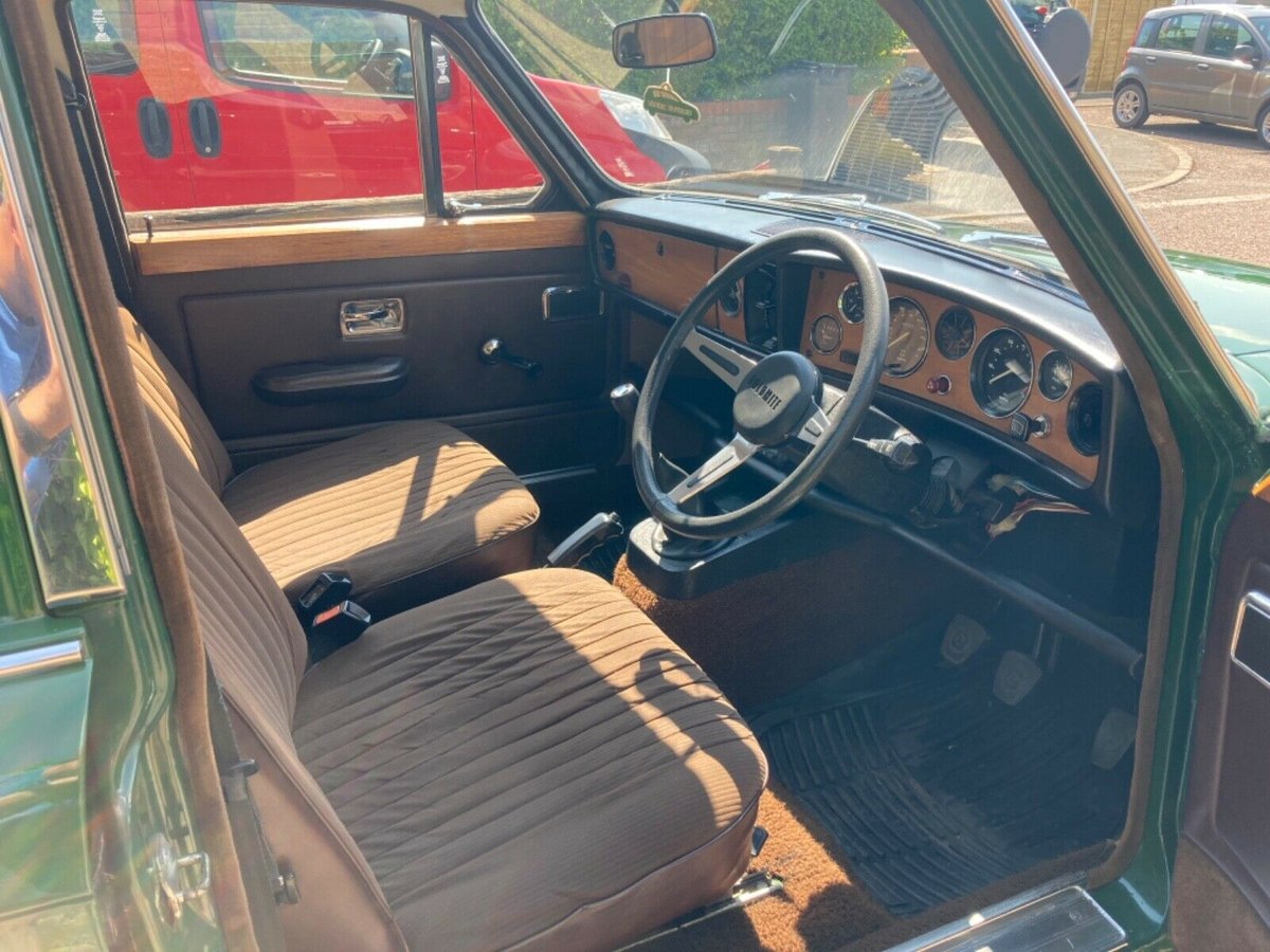 1979 Triumph Dolomite 1500HL * PRICE REDUCED * For Sale (picture 4 of 6)