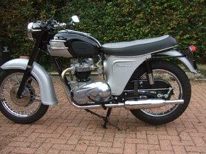 1964 Restored Triumph Thunderbird