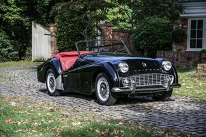 Picture of 1958 Triumph TR3A For Sale