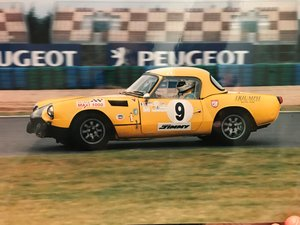 TRIUMPH SPITFIRE 4 With kit Stage 2
