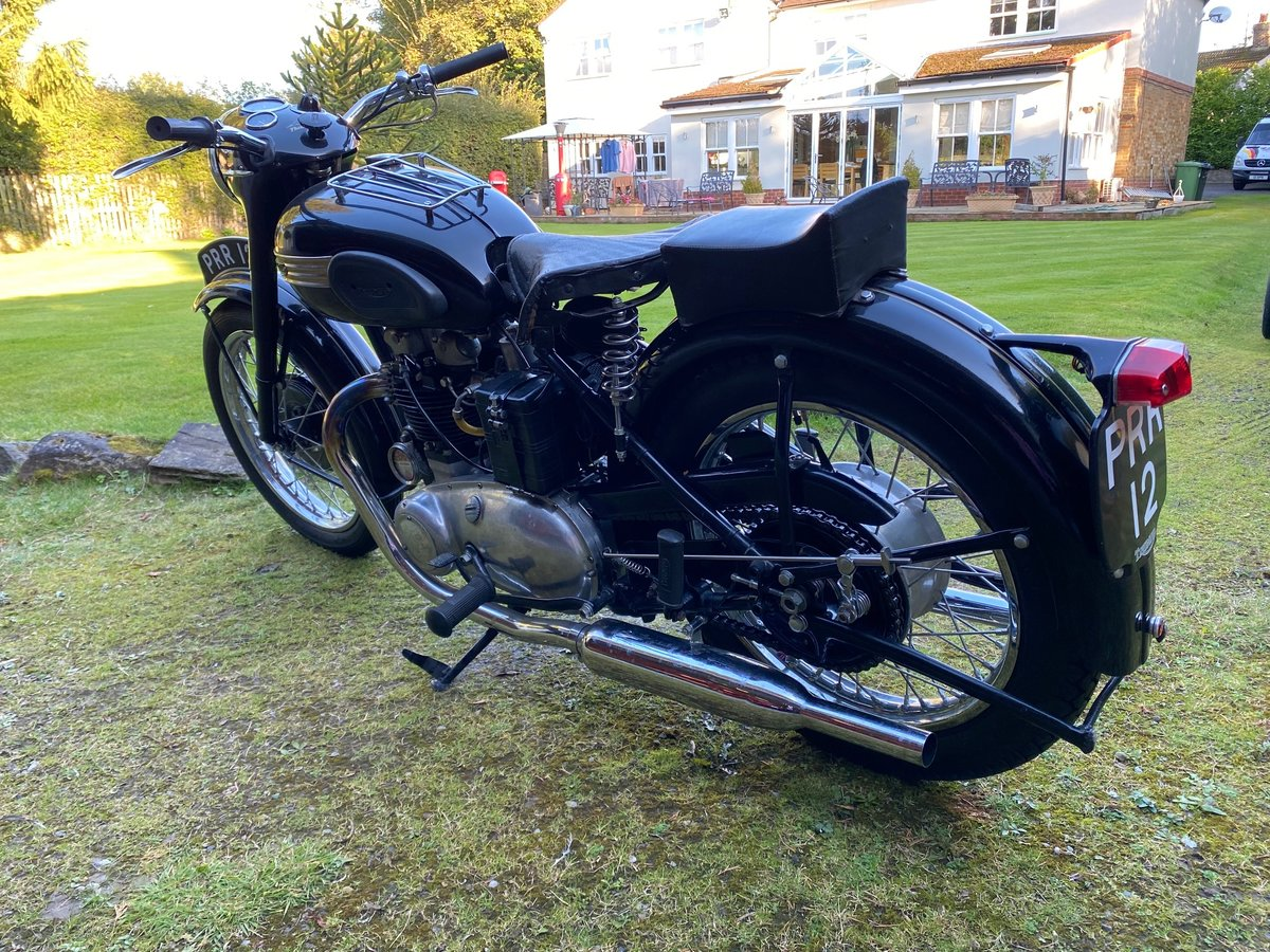 £9,995 : 1954 Triumph 650 Thunderbird For Sale (picture 4 of 6)