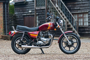 Picture of A 1982 Triumph TSX - 11/11/2020 SOLD by Auction