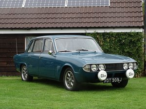 Picture of 1970 Triumph 2000 MKII For Sale by Auction