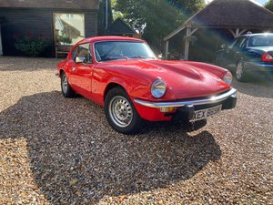 Picture of 1974 Triumph GT6 MK3 For Sale by Auction