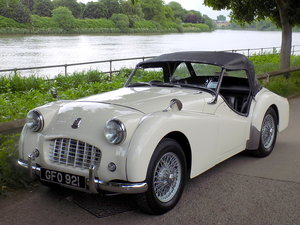 Picture of 1956 TRIUMPH TR3 'SMALL MOUTH' - FULLY RESTORED - A1 CONDITION For Sale