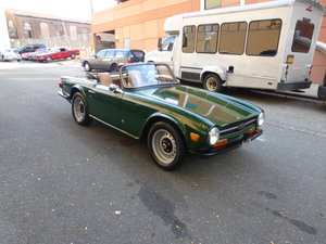 Picture of 1971 Triumph TR6 With Overdrive Nicely Presentable For Sale