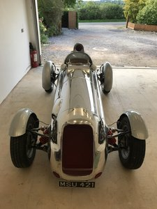 Triumph Sports Special single seater & road registered