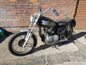 Picture of 1959 Triumph TR6 650cc twin project  For Sale