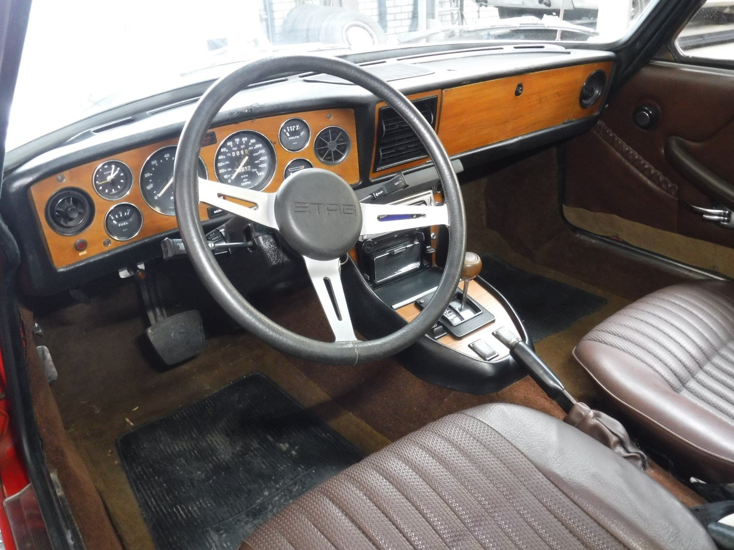 Triumh Stag V8 1973 For Sale (picture 3 of 6)