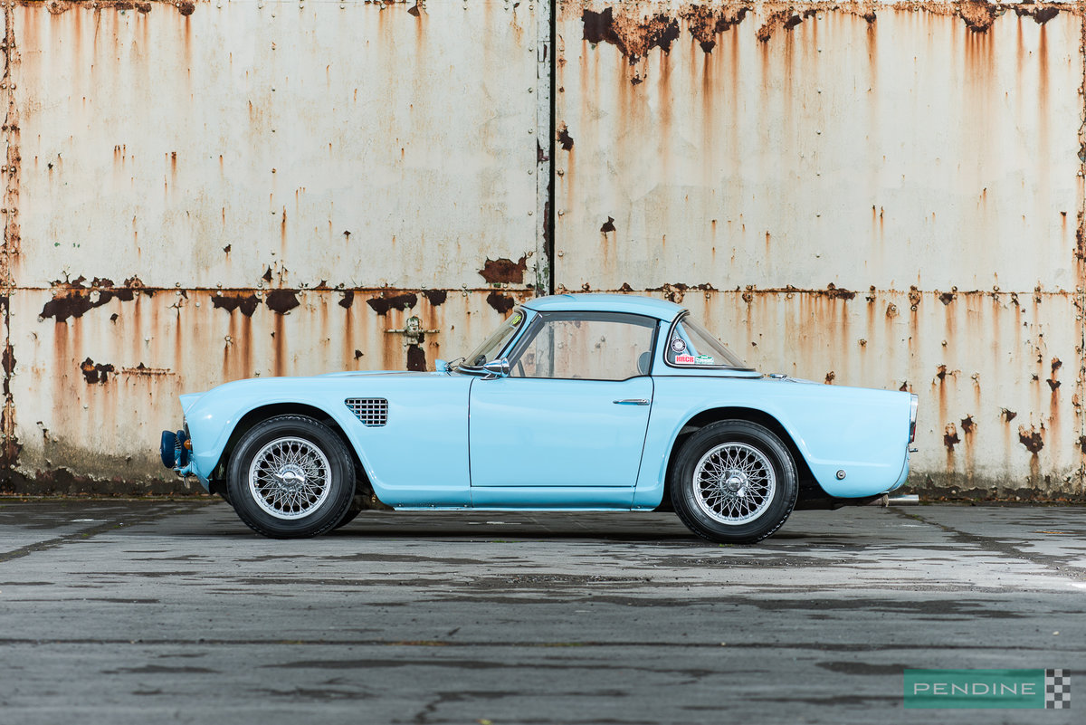1962 Triumph TR4 Ex Works Rally Car For Sale (picture 3 of 6)