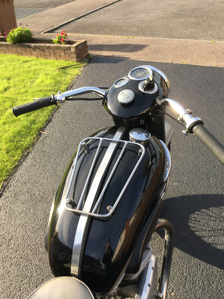 1961 Triumph thunderbird 6T For Sale (picture 1 of 6)
