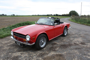 Picture of 1974 19TR6 1975. ORIGINAL UK FUEL INJECTED RHD CAR, WITH OVERDRIV SOLD