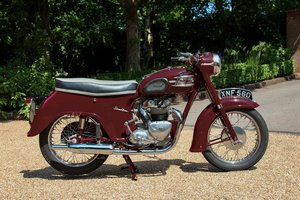 1959 Triumph Speed Twin