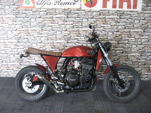 Picture of 1994  M-reg Triumph 900 Special finished in red metallic