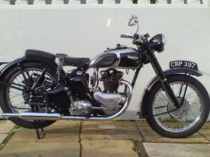 Picture of 1946 TRIUMPH 3T DE LUXE For Sale