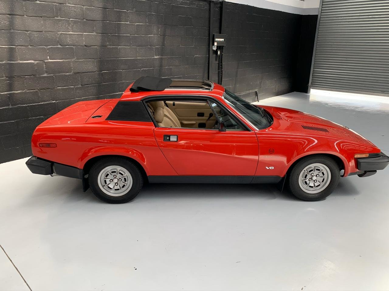 1980 Rare 3.5 L Triumph TR8 RHD For Sale (picture 6 of 6)