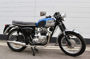Picture of 1965 Triumph Tiger T100SS 500cc - Excellent Condition SOLD