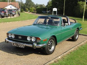 Picture of 1972 Triumph Stag 3.0 M/OD at ACA 7th November  For Sale by Auction