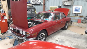 Triumph Stag 3.0 V8 NOW SOLD