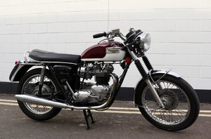 Picture of 1973 Triumph T140V Bonneville 750cc - Matching Numbers - A F For Sale