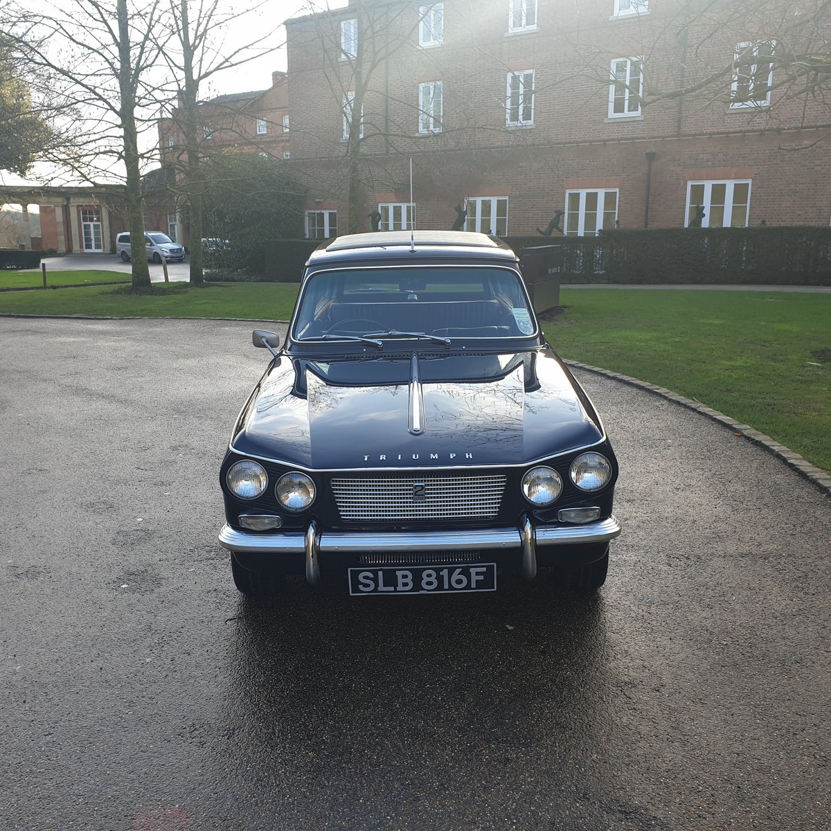 1967 Ultra Rare Triumph Vitesse Estate For Sale (picture 1 of 6)
