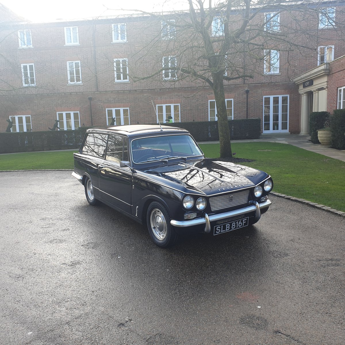 1967 Ultra Rare Triumph Vitesse Estate For Sale (picture 3 of 6)