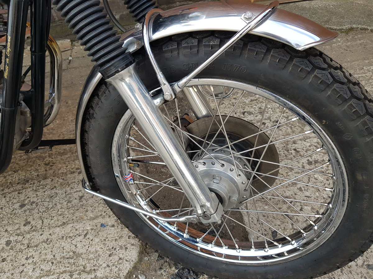 1975 Triumph T120V Bonneville For Sale (picture 5 of 6)