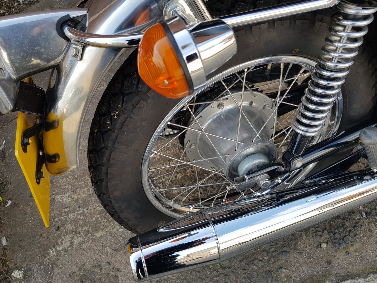 1975 Triumph T120V Bonneville For Sale (picture 6 of 6)