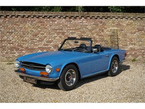 Picture of 1973 Triumph TR6 Fully restored and revised, top quality example! For Sale