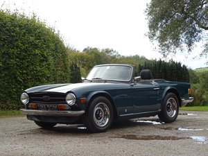 Picture of 1973 Triumph TR6 For Sale by Auction