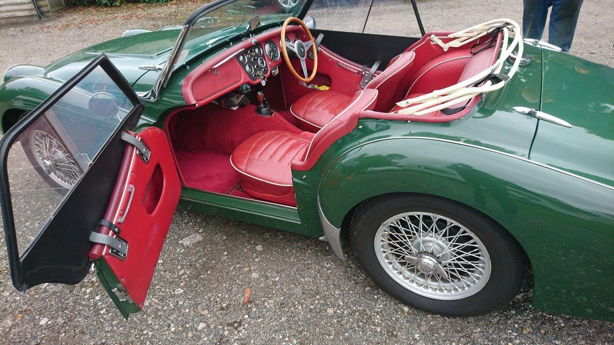 1957 Triumph TR3 For Sale (picture 2 of 6)