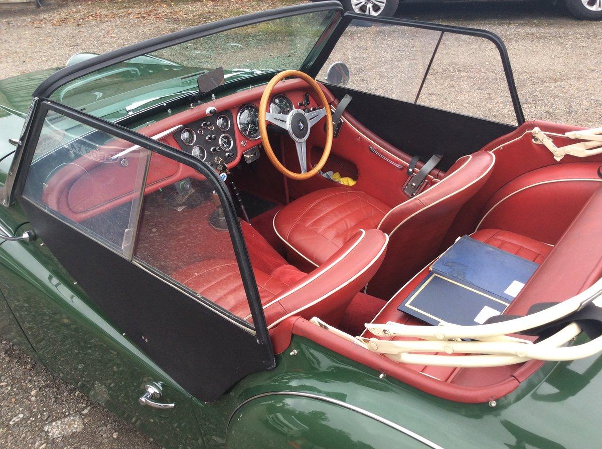 1957 Triumph TR3 For Sale (picture 3 of 6)