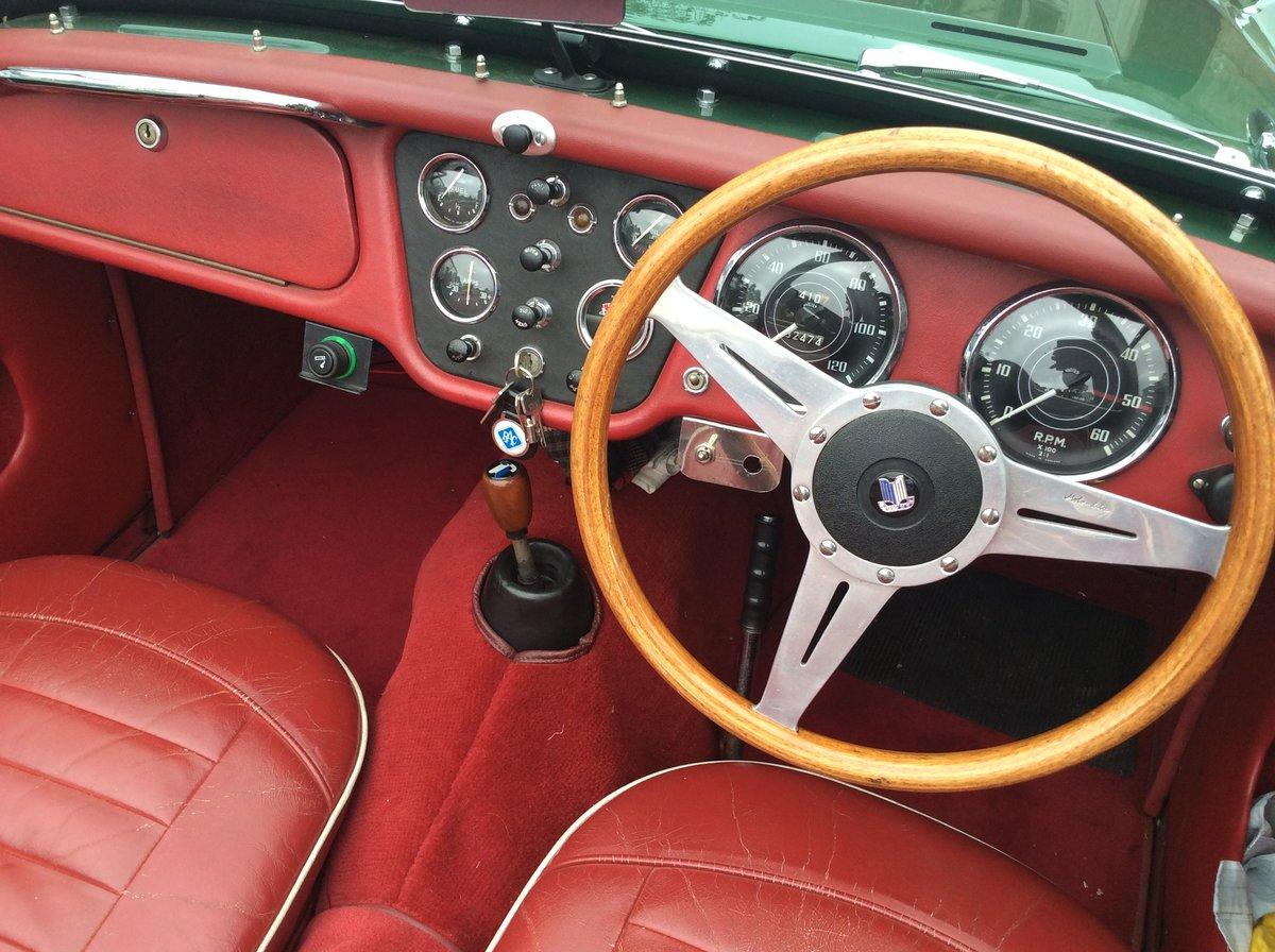 1957 Triumph TR3 For Sale (picture 4 of 6)