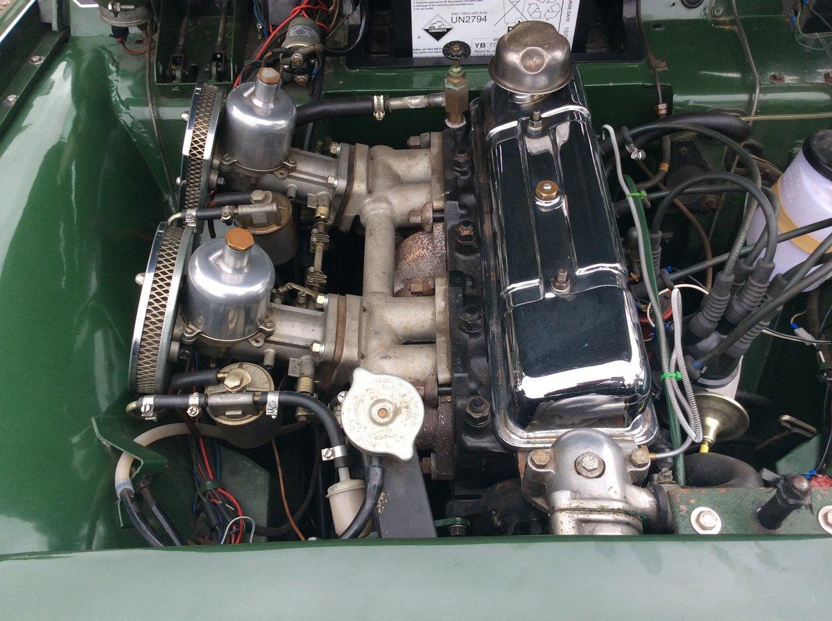 1957 Triumph TR3 For Sale (picture 6 of 6)